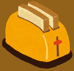 トースター toaster