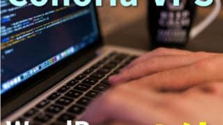 アイキャッチ:WordPressサイトをCocoonとConoHa VPSで3倍速くした話