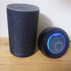 Amazon Echo and Echo Spot