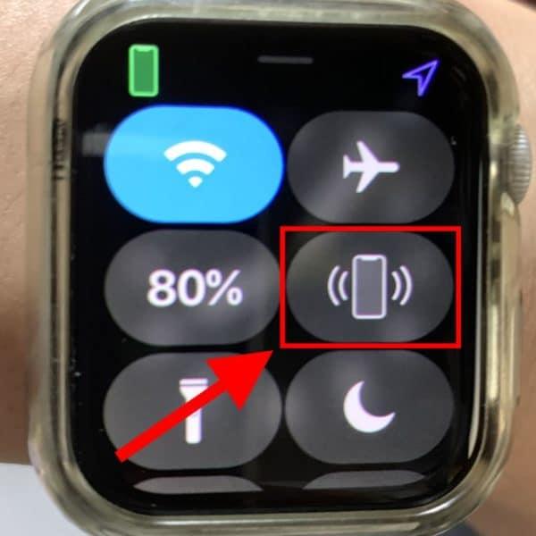 Apple Watch で iPhone の場所を探す方法