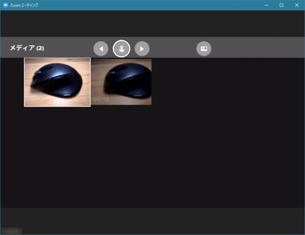 SDカードを差し込んだままGoProとメディアモジュラーを起動すると、こんなメディア選択が画面が表示されてしまいます。邪魔すぎる…